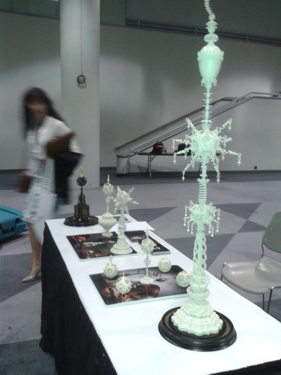 D Printing Exhibition New York : D printing design show new york ushak atelier di